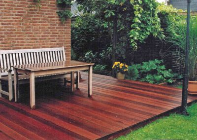 Schreinerei Halbach · Holz im Garten 9