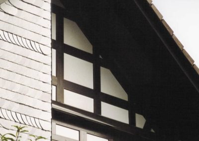 Schreinerei Halbach · Außenfassaden